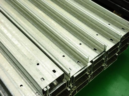 Hot Dip Galvanized C Purlin for Steel Structure